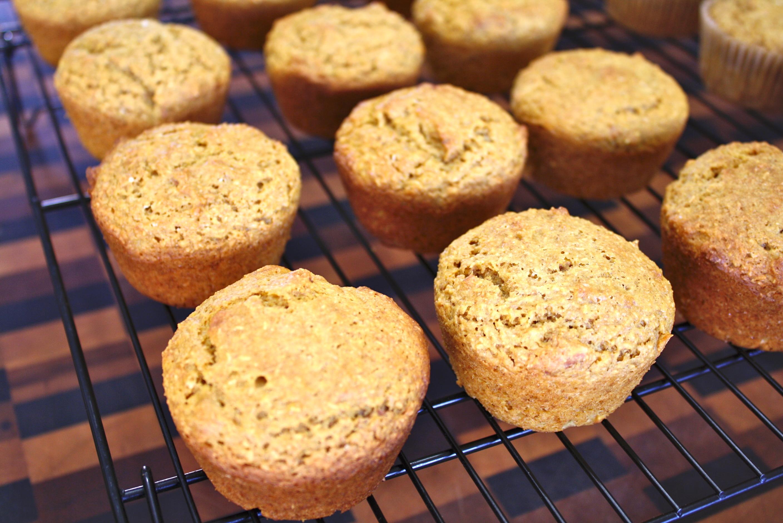 Sugared Mango Muffins Recipe — Dishmaps
